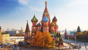 ทัวร์รัสเซียแสงเหนือ
