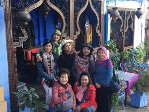 Morocco-Egypt